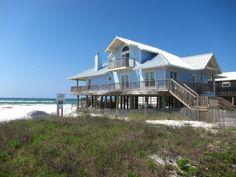 House vacation rental in Dune Allen Beach from VRBO.com.  http://www.vrbo.com/492973