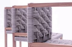 First collection from Efasma in collaboration with Architects Bureau de Change