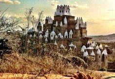 Castelo Zé dos Montes no Rio Grande do Norte -Brazil. Photo by Zizi Seabra