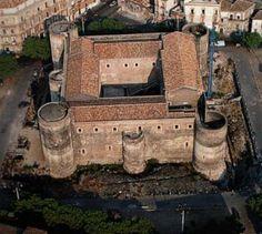 Castello Ursino Catania - Sicily