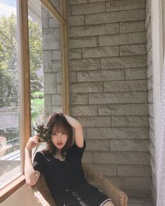 Nayeon Bias Wrecker Gfriend Yuju, Gfriend Sowon, Extended Play, South Korean Girls, Korean Girl Groups, Gfriend Profile, Foto E Video, Photo And Video, Jung Eun Bi