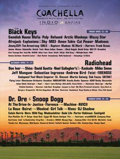 OHHHMYYYYY EFFINNN' GODDD!!!!  COACHELLA COACHELLA COACHELLA 2012 BABYYYYY!!!! ALSKDJALSKJDLASKJD WORDS CANNOT EXPLAIN HOW EXCITED I AM!!!!