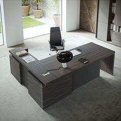 SESSANTA Executive Office Desk By Prof