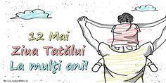 12 Mai Ziua Tatălui La mulţi ani! 12 Mai, Fictional Characters, Fantasy Characters