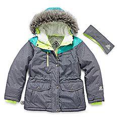 ZeroXposur® Nadia Snowboard Jacket – Girls 6-16 found at @JCPenney ...