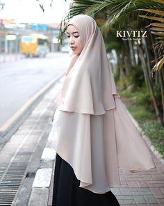 KIVITZ: The Modesty of Syar'i Hijab