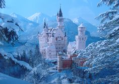 Fussen, Germany  