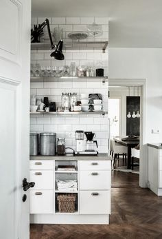Daniella Witte's kitchen