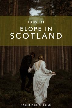 A guide on how to elope in Scotland. #scottishelopement #scotlandelopement Outdoor Wedding Inspiration, Destination Wedding Inspiration, Destination Wedding Locations, Outdoor Wedding Reception, Outdoor Wedding Decorations, Wedding Ceremonies, Scottish Elopement, Wedding Tips, Scotland
