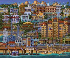 Galveston by Eric Dowdle