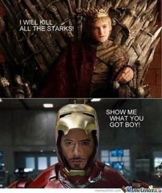 Lannister Meme | Joffrey Lannister.