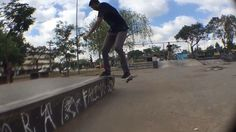 Instagram #skateboarding video by @diegoalfieri - Manobrando   @thivthiago @boulalinha #skate #skateboard #skateboarding. Support your local skate shop: SkateboardCity.co