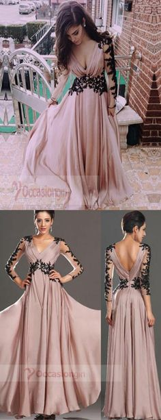 Discount Comfortable Prom Dresses Lace, Black Prom Dresses, Prom Dresses With Sleeves, Prom Dresses 2018 Blush Pink Prom Dresses, Prom Dresses 2016, Prom Dresses Long With Sleeves, Black Prom Dresses, Prom Dresses With Sleeves, Party Dresses, Best Formal Dresses, Elegant Prom Dresses, Beautiful Dresses