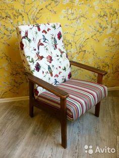Кресло винтаж— фотография №1