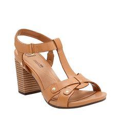 912d603b41238 Clarks Banoy Valtina Womens Sandal JCPenney. T Strap ...
