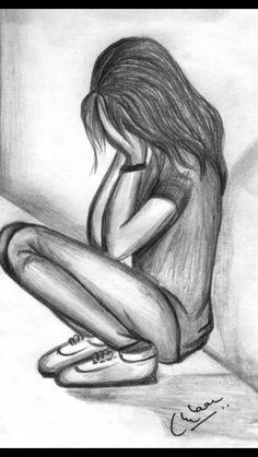 Afbeeldingsresultaat Voor Easy Back Of Girl Sketches