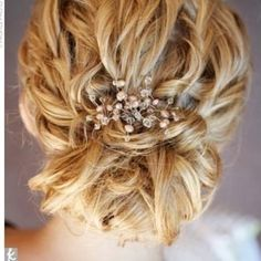 Bridal hair ideas