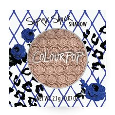 Colourpop Holiday Collection Super Shock Shadow in Koosh $5