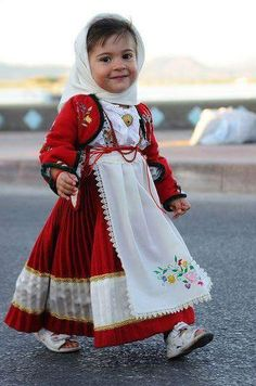 """Sardegna costume """"Macomer"""" #TuscanyAgriturismoGiratola"""