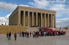 Ankara'nın gezilecek çok fazla yeri olmadığı doğrudur ancak bu Ankara'da gezilecek hiçbir yer olmadı...