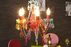 KARAT színes ötágú csillár #lakberendezes #otthon#otthondekor#homedecor #furnishings#design#ideas#furnishingideas#housedesign#livingroomideas#livingroomdecorations#decor #decoration #bohemian #bohemiandecor