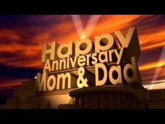 Happy wedding anniversary Mom & Dad – The Best Ideas Happy Birthday Patrick, Happy Birthday Cousin, Birthday Wishes Funny, Happy Birthday Greetings, Happy Birthday Papa Quotes, 65th Birthday, Happy Anniversary Mom Dad, Wedding Anniversary, Happy Biryhday
