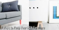 7 Ways to Pimp Your IKEA Furniture | Nordic Days - by Flor Linckens