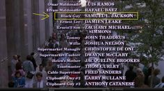 Sea Of Love. | The 18 Funniest Things That Have Happened In The History Of Movie Credits