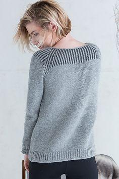 Ravelry: Amherst Pullover pattern by Amanda Scheuzger