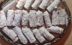 Μαστιχάκια Χίου Greek Sweets, Greek Desserts, Healthy Greek Recipes, Greek Side Dishes, Cypriot Food, Greek Pastries, Eat Greek, Homemade Sweets, Cupcake Cakes