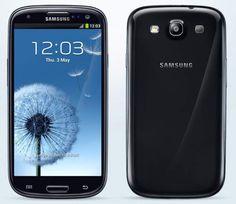 Samsung smartphone s3 gt-i9300 pebble blue