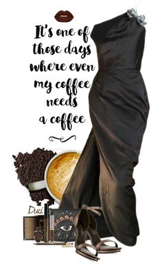 """Coffee"" by duci ❤ liked on Polyvore featuring Oscar de la Renta, Kenzo, Surratt, Pelle Moda, Lime Crime, Urban Decay, NYX and Sisley"