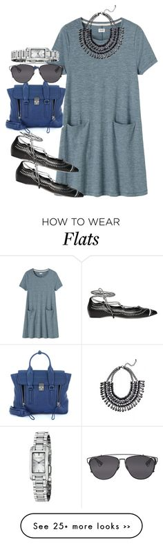 """""""Untitled #1293"""" by sarah-ihab on Polyvore featuring Toast, Daniele Michetti, 3.1 Phillip Lim, Burberry and Christian Dior"""