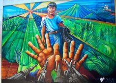 Los murales de Mission - Encuentra tu Destino