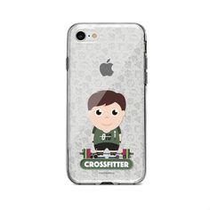 Case - El case del crossfitter, encuentra este producto en nuestra tienda online y personalízalo con un nombre o mensaje. Phone Cases, Cases, Store, Games, Messages, Phone Case
