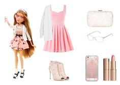 """""""Project MC2 Adri Themed Outfit"""" by gabby12703 ❤ liked on Polyvore featuring moda, Dolce&Gabbana, Kam Dhillon, Accessorize, Casetify, Charlotte Tilbury e Violeta by Mango"""