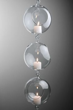 $ 15 Hanging Glass Terrariums with Two Hooks 5in