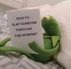 Read Memes Kermit, o Sapo from the story Memes para Qualquer Momento na Internet by parkjglory (lala) with reads. Cute Memes, Really Funny Memes, Stupid Funny Memes, Funny Relatable Memes, Hilarious, Meme Faces, Funny Faces, Funny Reaction Pictures, Funny Pictures