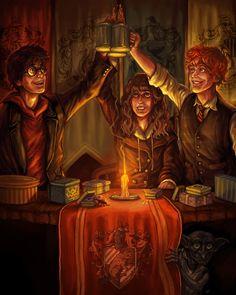 Potter Party by KylePattersonDesign.deviantart.com on @DeviantArt