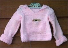 Cardigans and Vests Knitting Patterns for Children