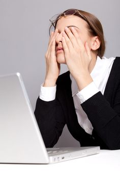 10 easy steps to get computer eye strain relief. VERY Important. Install Flux too, it helps tremendously