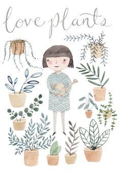 Julianna Swaney | love plants