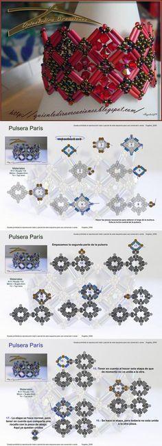 DIY Paris Necklace