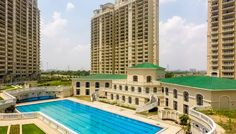 ATS group is coming with the new residential project ATS Happy Trails. It is one of the leading residential projects in Noida. It is closely located with the Noida Extension sports city. The residential project has 2 BHK and 3 BHK apartments. The ats. High Rise Apartments, Luxury Apartments, Jogging Track, Dream Properties, Us Real Estate, Happy Trails, Green Landscape, Good House, Affordable Housing