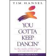 A book I've been meaning to read for 11 years.....Tim Hansel the founder of Summit Adventure where I first became a wilderness instructor.... I have quoted Tim many times, often from this book but I still need to read it.