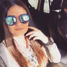 Bethy Blue #sunglasses