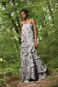 YoYo dress.  I like the various sizes and the softness of the fabric.