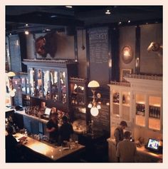 Weslodge.  Newly opened for sophisticated cocktails, cool ambiance, and wildly delightful foods.