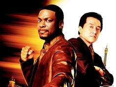 Rush Hour, 1998 (12+) directed by Brett Ratner. It stars Jackie Chan and Chris Tucker. In Los Angeles, the villains kidnap little daughter of the Chinese consul in Hong Kong, which is teach kung-fu Lee inspector. Consul causes Lee to America, so he participated in the liberation of girls.