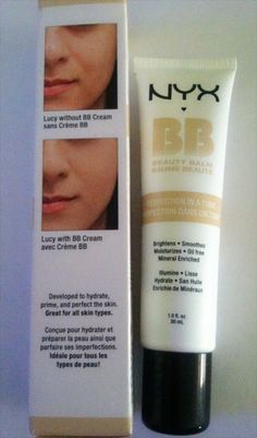 $12 NYX BB Beauty Balm: rated 3.5 out of 5 by MakeupAlley.com members. Read 16 member reviews.